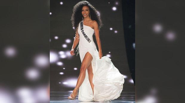 Темнокожие женщины впервые победили в трех конкурсах красоты в США