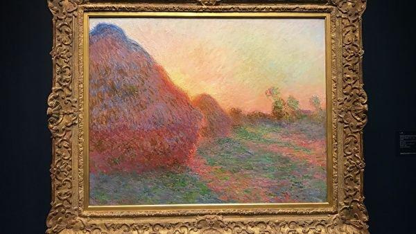 Картина Моне продана на Sotheby's за рекордные 110,7 миллиона долларов