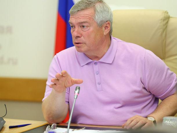 Василий Голубев поручил начать разрабатывать «не важно что» для улучшения транспортной системы Ростова