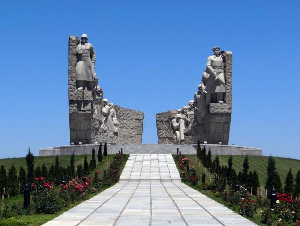 На создание музея на Самбекских высотах собрали 420 миллионов рублей