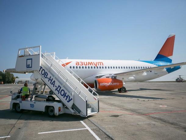 С ростовской авиакомпании «Азимут» потребовали 612 млн рублей за самолеты