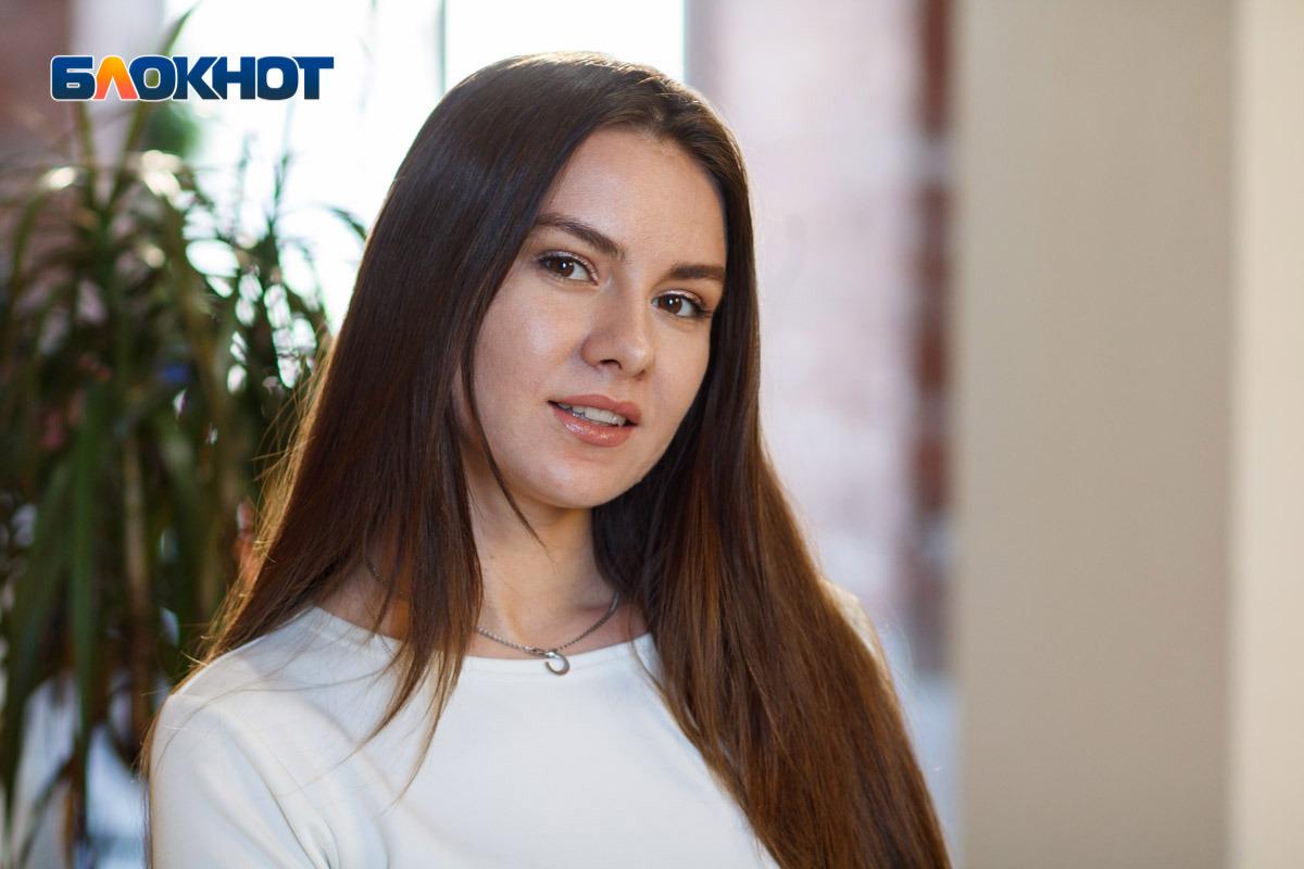 «Соперницы могут меня бояться»: участница «Мисс Блокнот Ростов-2019» Яна Волощенко