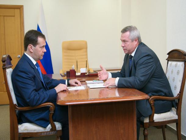 Правительство России выделило Ростовской области более полумиллиарда рублей