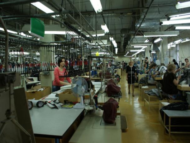 В Ростове построят швейную фабрику за 350 млн рублей