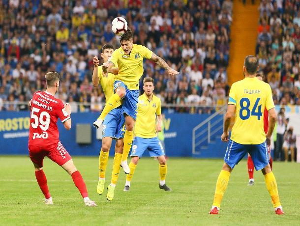 ФК «Ростов» не дали лицензию УЕФА на следующий сезон