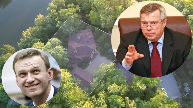 Василия Голубева заподозрили всвязях сАлексеем Навальным