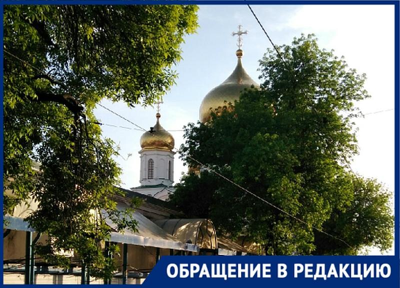 «Пусть город будет зеленым!»: ростовчанка попросила невырубать деревья наСтаниславского