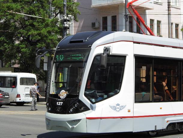 Городские трамваи Таганрога обновят за 180 миллионов рублей