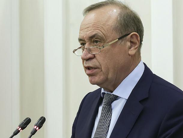 Спецслужбы задержали замгубернатора Ростовской области Сергея Сидаша