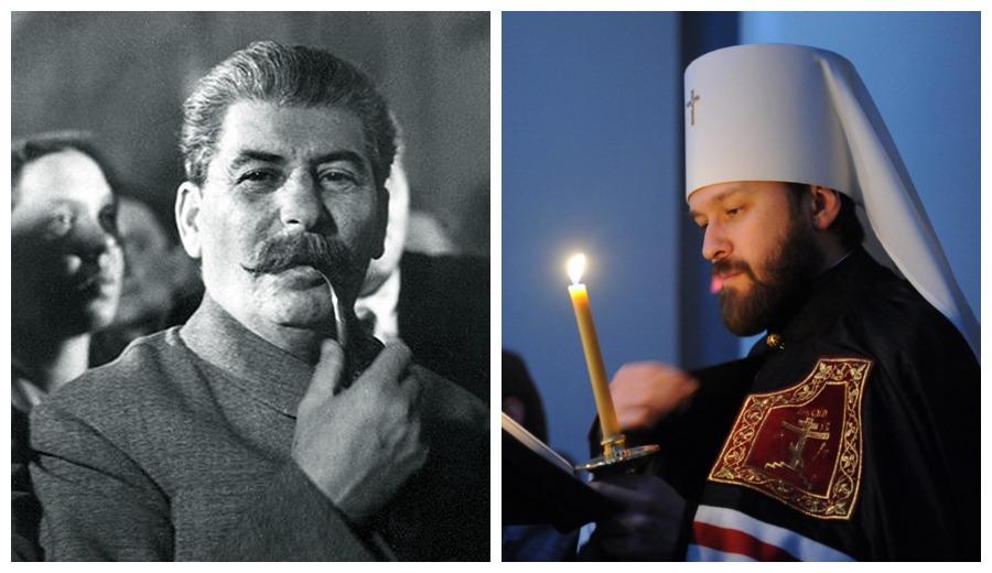 Михаил Хазин: «Митрополит Иларион отделил Сталина от Победы. Лучше бы он молчал»