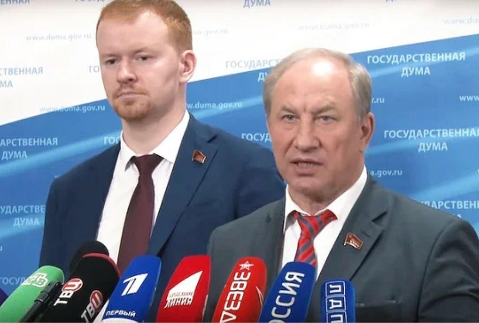 Депутат Валерий Рашкин объяснил, в чем подвох электронных выборов