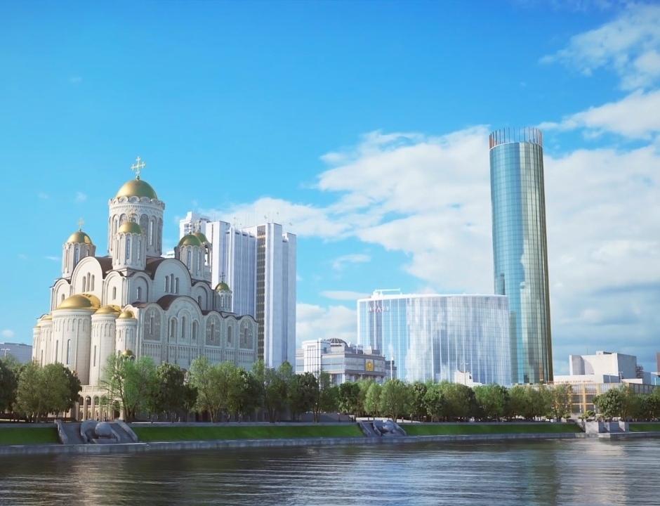 Участники опроса ВЦИОМ о храме в Екатеринбурге рассказали, что от них скрывали главный вариант ответа