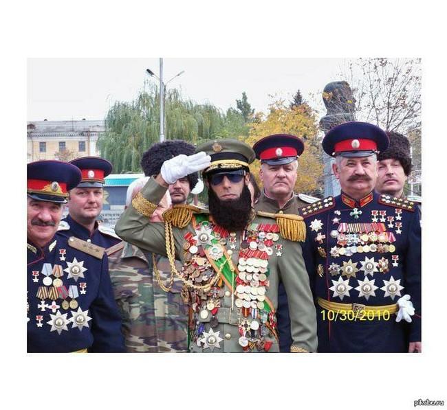 Гражданские награды уберут с военной    формы