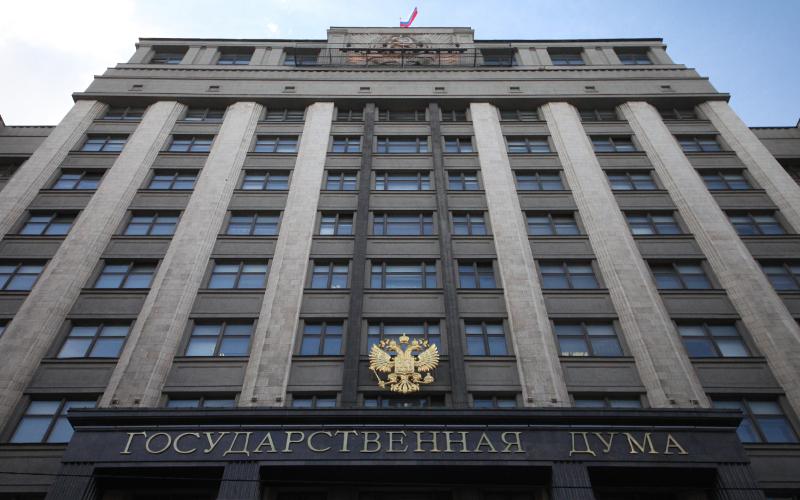 В Думе предложили сажать за публикацию способствующих санкциям сведений