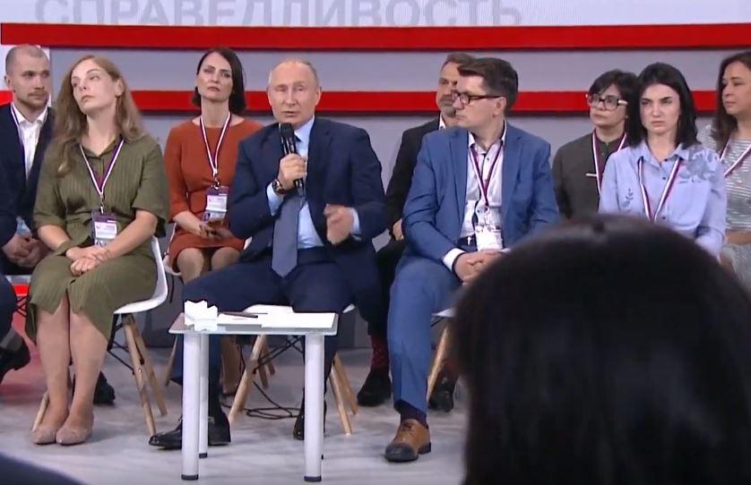 Путин предложил провести опрос по строительству храма в Екатеринбурге