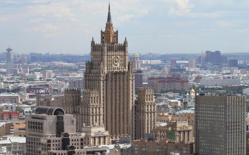 В МИД России отреагировали на «территориальные претензии» Эстонии