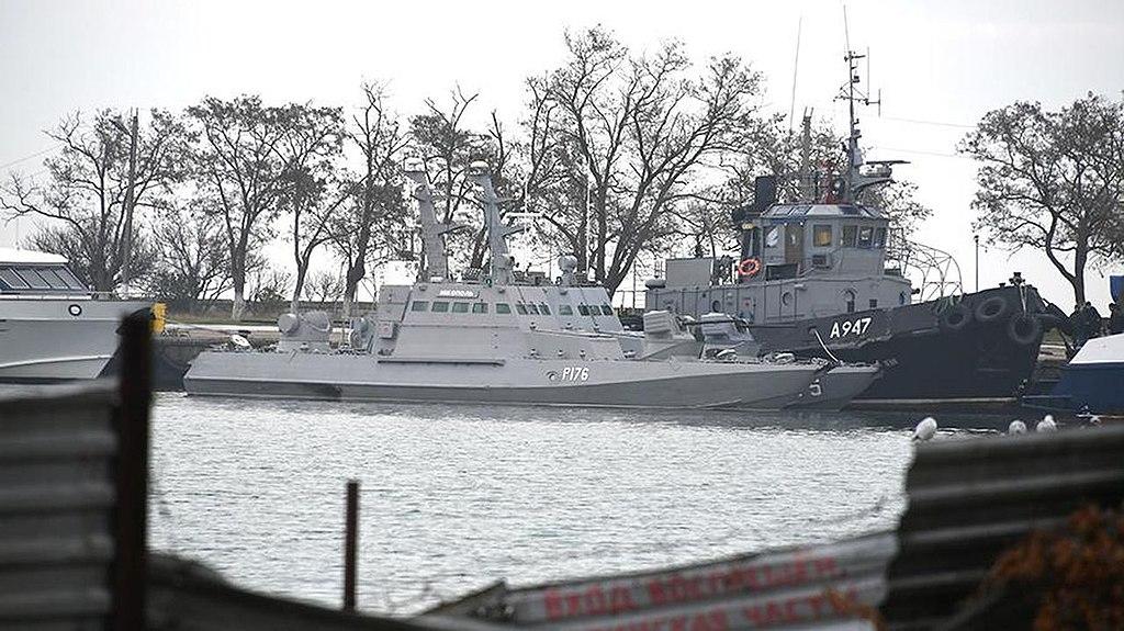 Трибунал ООН по морскому праву призвал Россию освободить украинских моряков