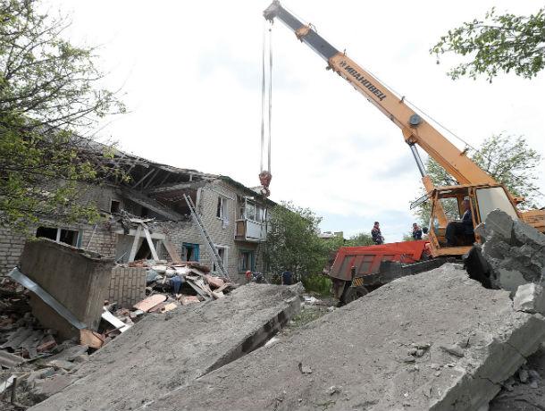 Восстановлению не подлежит: что известно о взрыве в поселке Чистоозерный под Ростовом