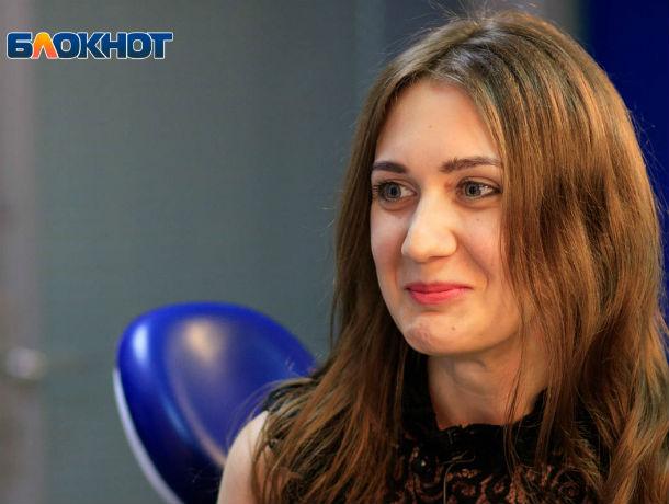 «Му-Му – была похожа на корову»: участница «Мисс Блокнот Ростов-2019» Алина Месянжина
