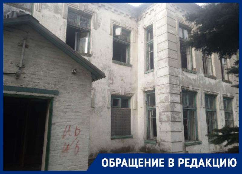 «Наш детский сад превратили в наркоманский притон»: жители Гуково рассказали о судьбе учреждения