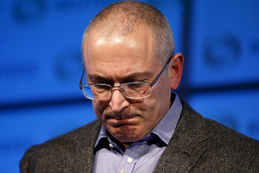 Ходорковский рассказал о российской коррупции в Гааге, умолчав о собственных преступлениях