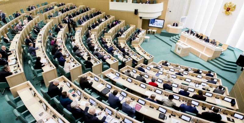 СМИ сообщили об уходе из Совета Федерации девяти сенаторов