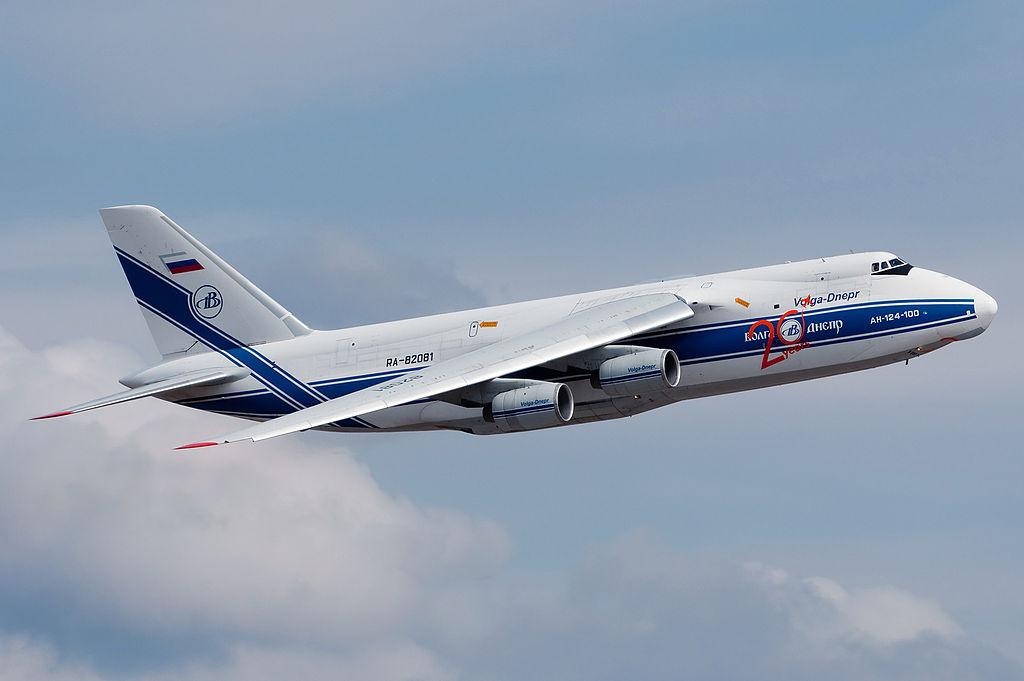 Украинский суд арестовал пять самолетов «Руслан» российской авиакомпании