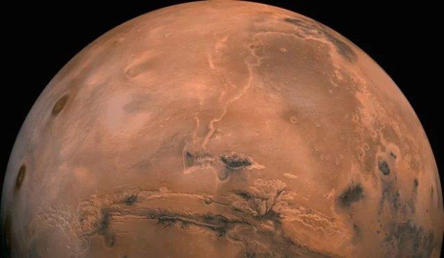 Ученые NASA нашли идеальное место для высадки на Марсе