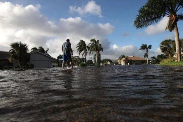 Какие города окажутся под водой уже в 2050 году?